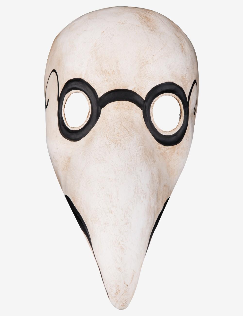 Maschera Medico della Peste - Vista Frontale