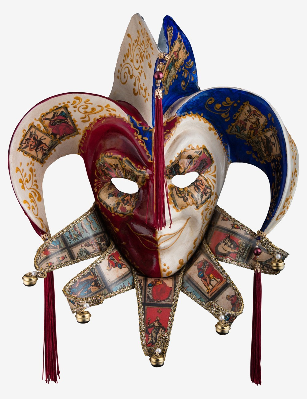 Masque Carnaval de Venise - Le Fou