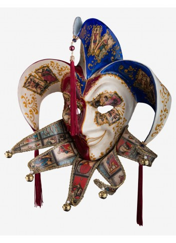 Masque de Carnaval - Le Fou