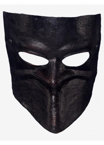 Da Uomo Nera BAUTA VENEZIANA Masquerade Maschera Metallo Filigrana Costume CASANOVA