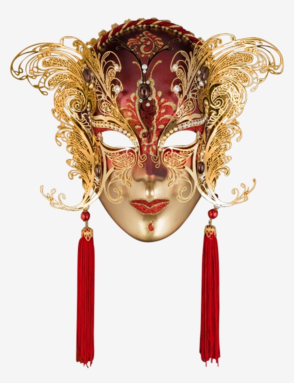 Paper mache mask Butterfly mask