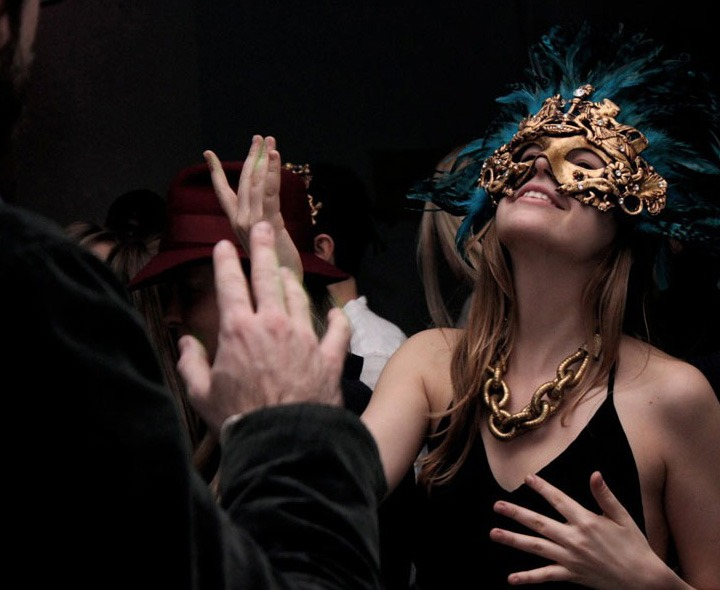 Venetian Masks For Masquerade Ball Party